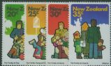"NZ SG1239-42 ""The Family"" set of 4"